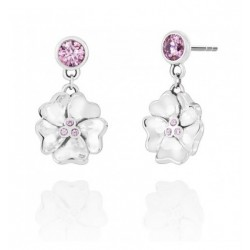 Mary Poppins Cherry Blossom Drop Earrings - Disney